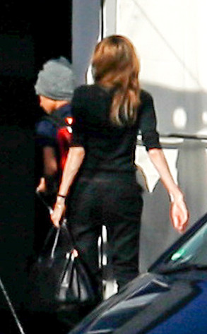 Angelina Jolie, Maddox Jolie-Pitt, Germany