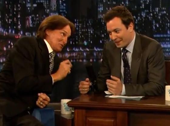 Bruce Jenner, Jimmy Fallon