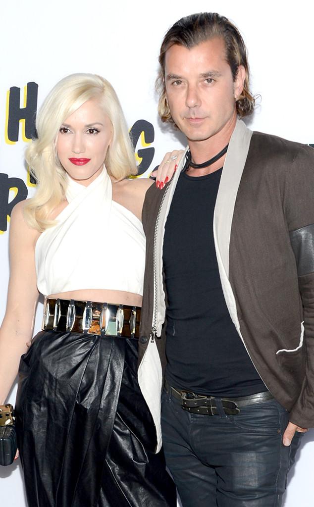 Gwen Stefani, Gavin Rossdale, 2013