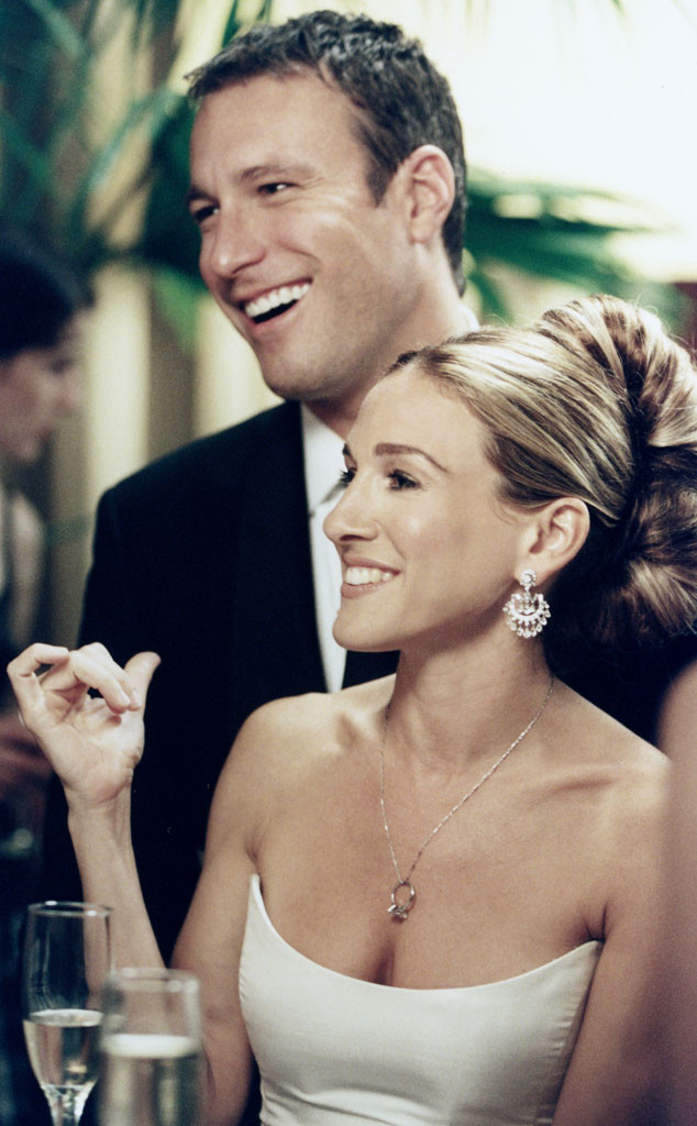 Sex and the City Couples, John Corbett, Sarah Jessica Parker