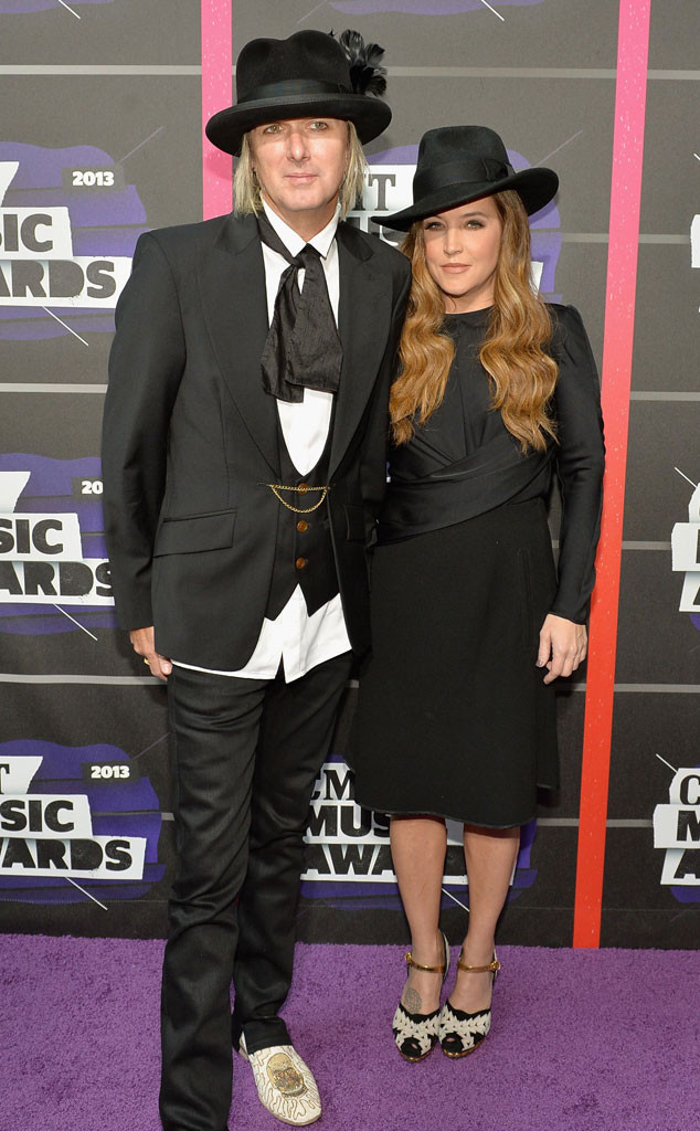 CMT Awards, Michael Lockwood, Lisa Marie Presley