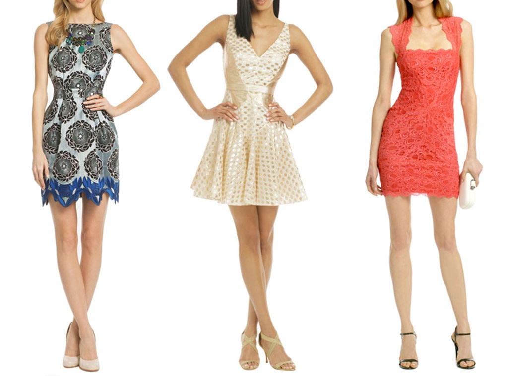 Editor's Obsessions, Rent the Runway Dresses