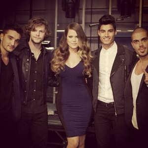 The Wanted Instagram