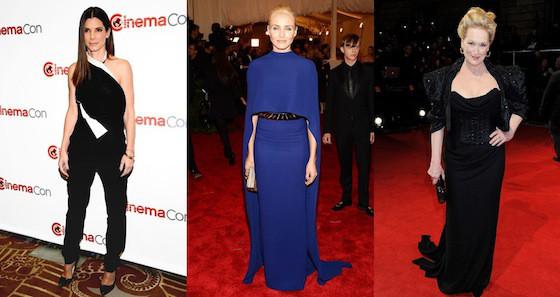 Sandra Bullock, Cameron Diaz, Meryl Streep