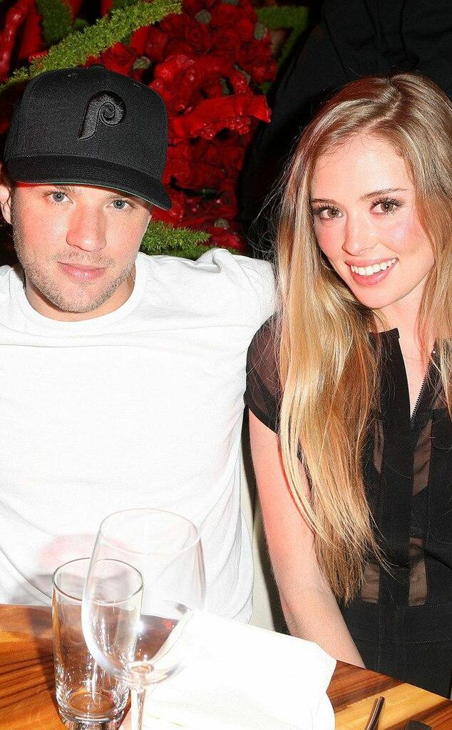 Ryan Phillippe, Paulina Slagter, STK LA 5 year anniversary party