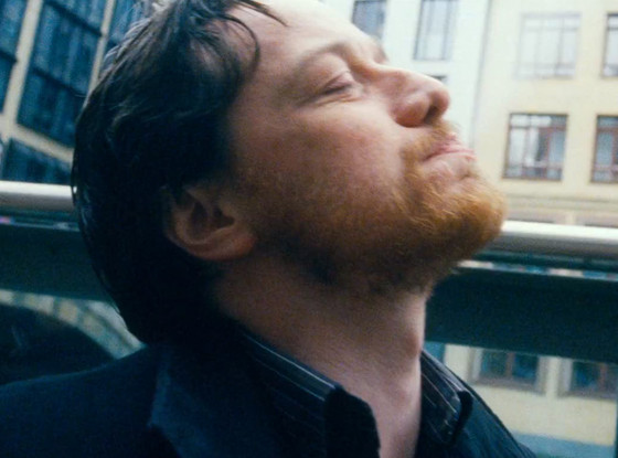 James McAvoy, Filth
