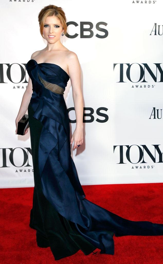 Anna Kendrick, Tony Awards