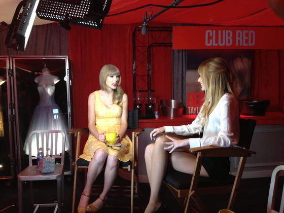 Taylor Swift, Patricia, Coffee Break