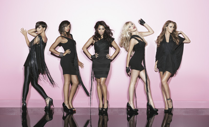 The Saturdays, Chasing the Saturdays