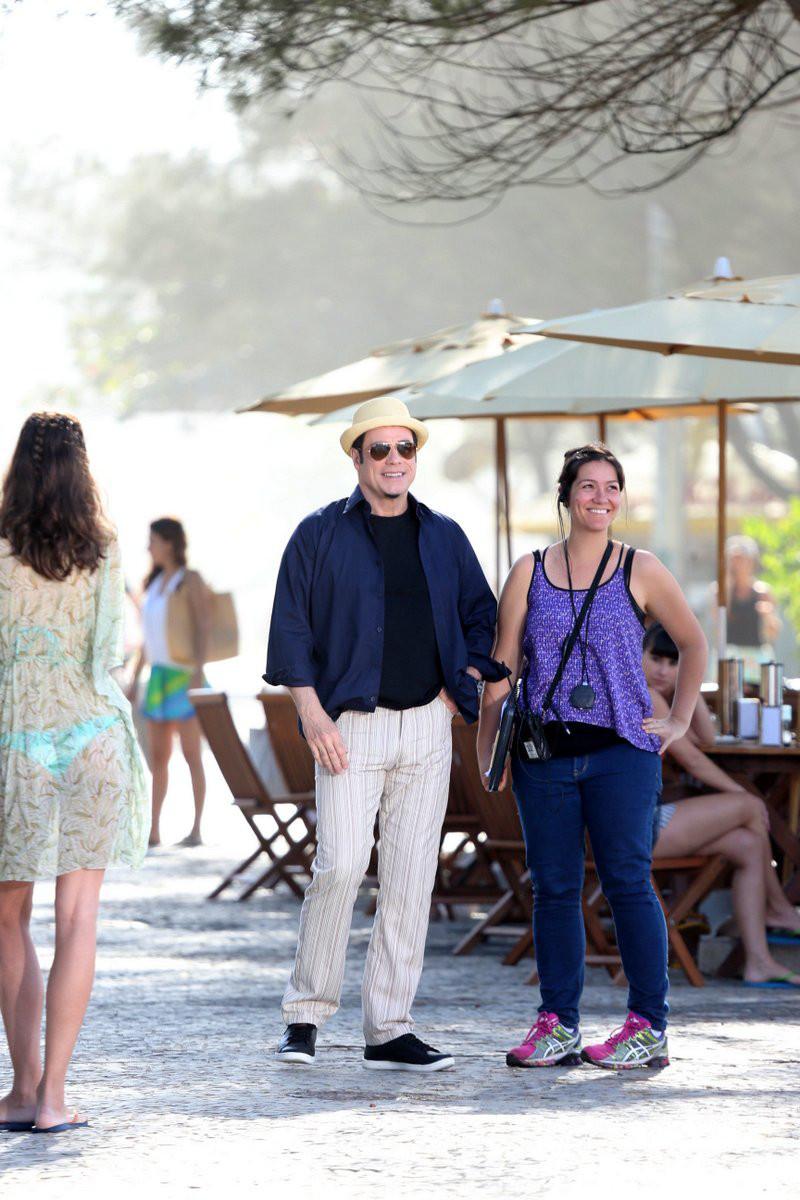 John Travolta, John Travolta no Brasil
