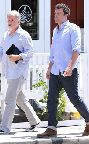 Ben Affleck, David Fincher
