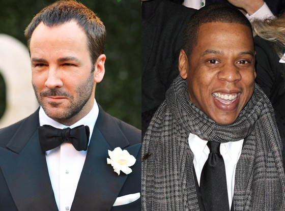 Tom Ford, Jay-Z