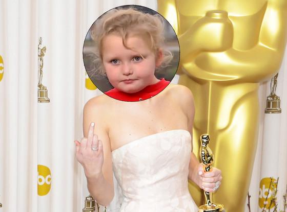 Honey Boo Boo, Jennifer Lawrence