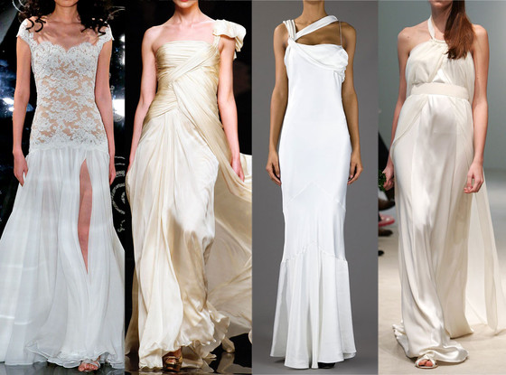 Halle Berry, Bridal Dress Predictions