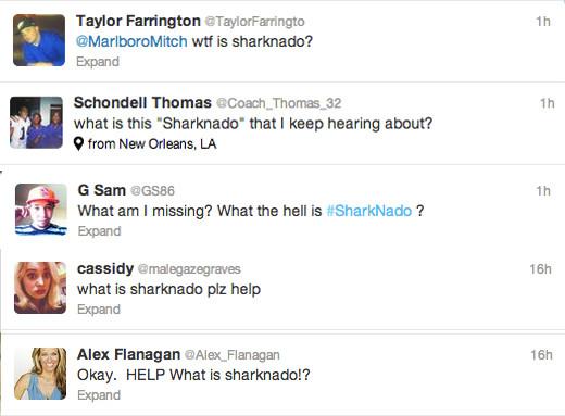 WTF is Sharknado