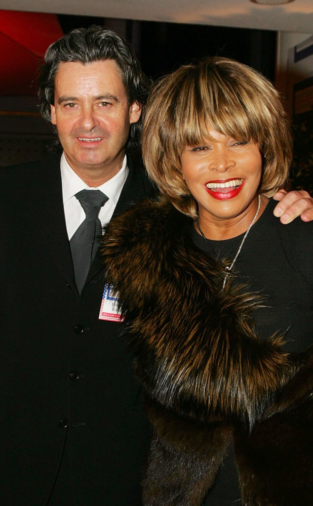 Erwin Bach & Tina Turner from Hollywoods Long-Term