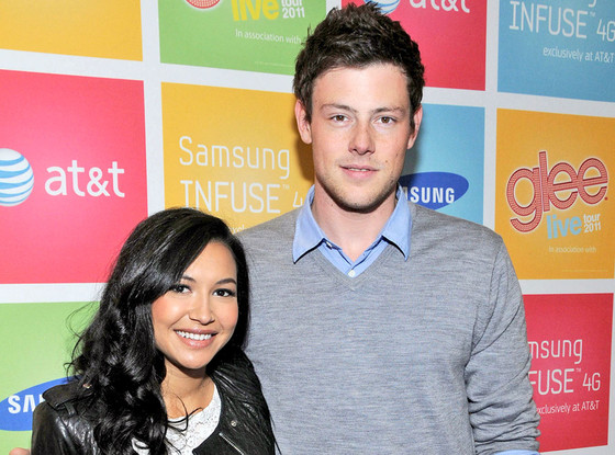 """Glee's Naya Rivera Speaks on Cory Monteith's Passing: """"He Was a Special Part of This World"""""""