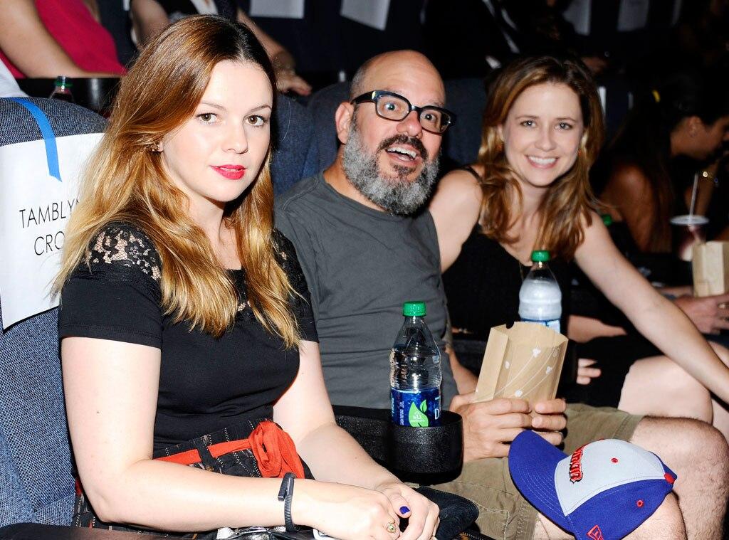 Amber Tamblyn, David Cross, Jenna Fischer