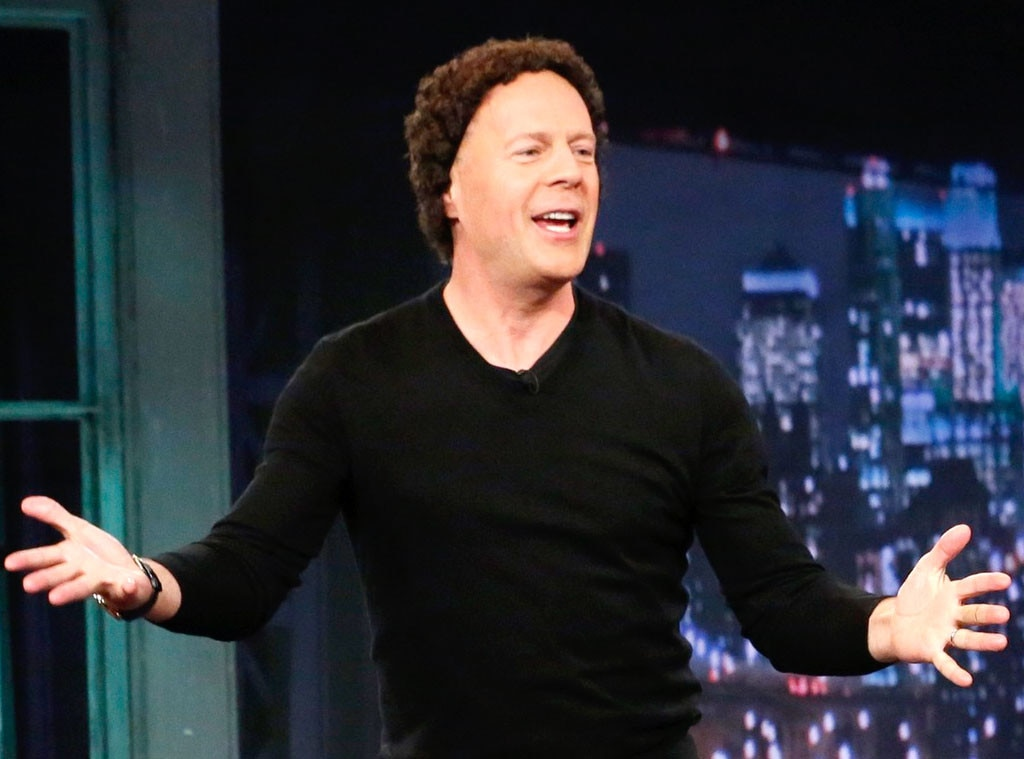 Bruce Willis, LATE NIGHT WITH JIMMY FALLON