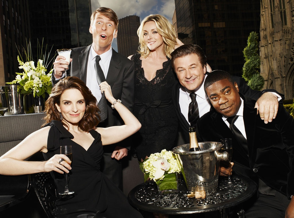 Tina Fey Talks '30 Rock' Reboot Rumors With Jimmy Fallon