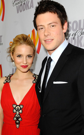 Dianna Agron, Cory Monteith