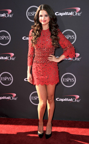 Selena Gomez, ESPY Awards