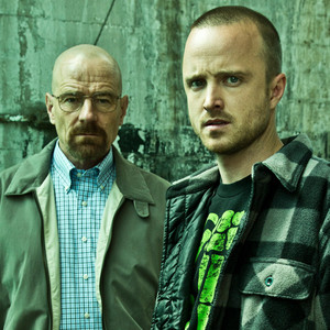 Aaron Paul, Bryan Cranston, Breaking Bad