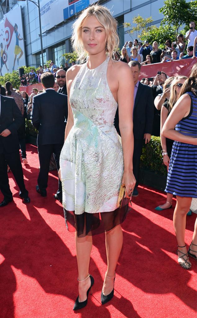 Maria Sharapova, ESPY Awards