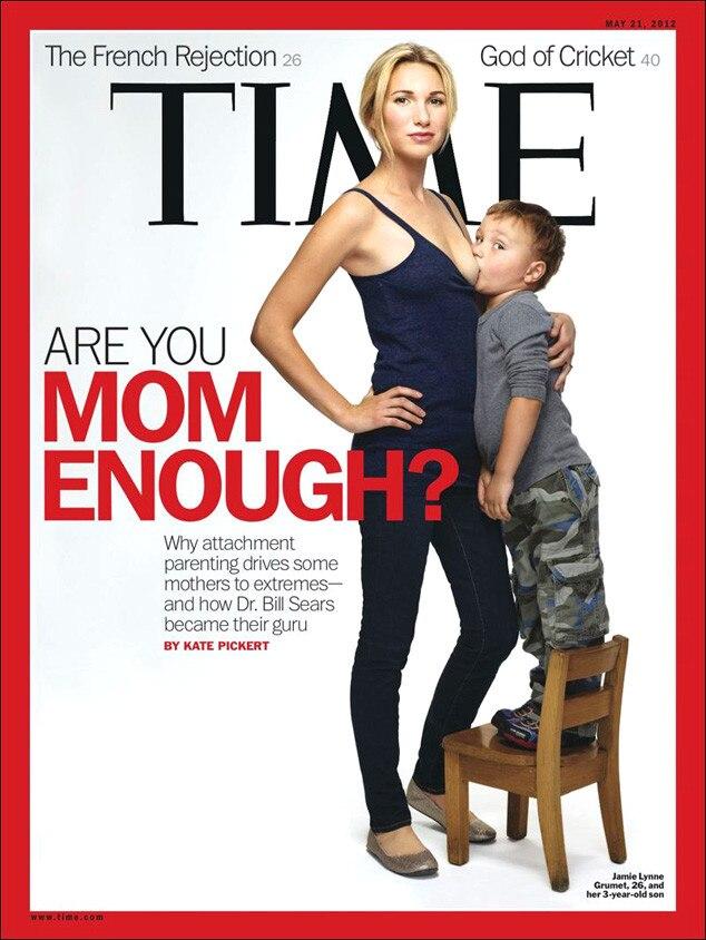 Breast Feeding Mom, Time