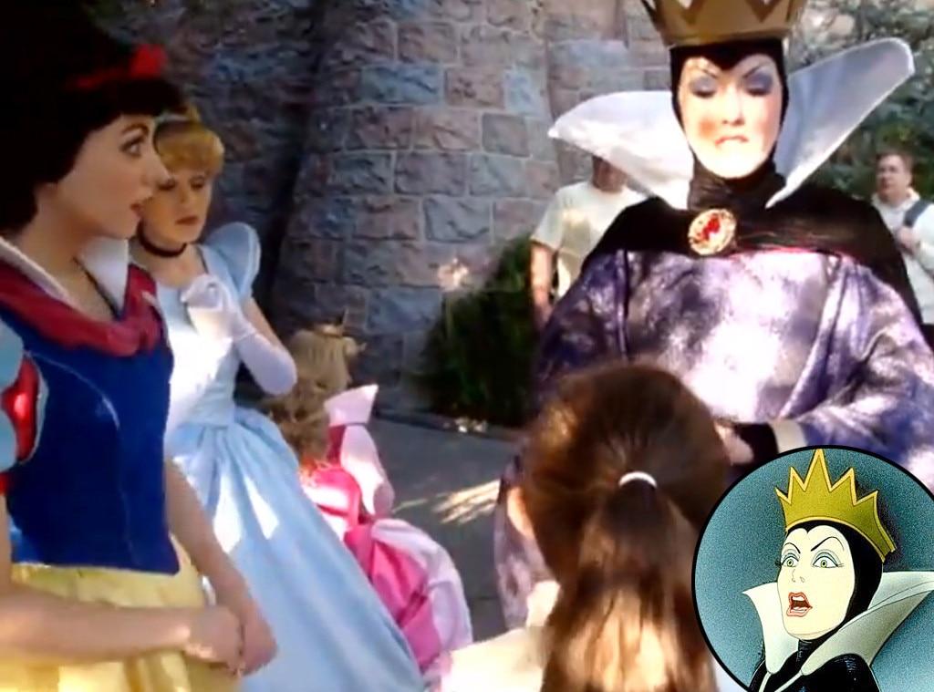 Disneyland, Evil Queen