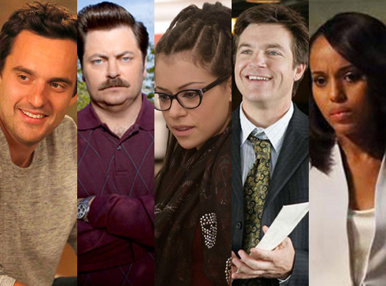 Jake Johnson, Nick Offerman, Tatiana Maslany, Jason Bateman, Kerry Washington
