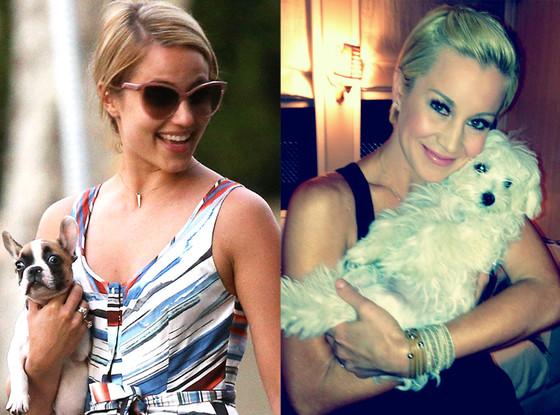Dianna Agron, Kelly Pickler, Puppies