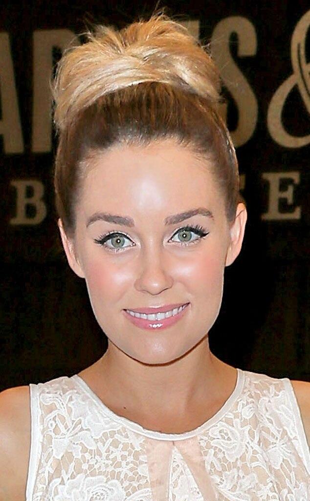 Guess The Celebrity Eyebrows, Lauren Conrad