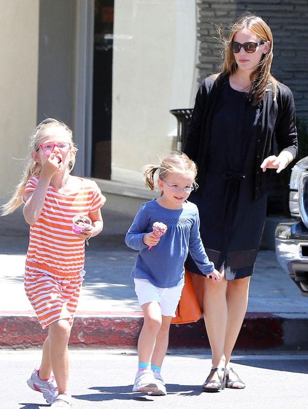 Jennifer Garner, Violet, Seraphina