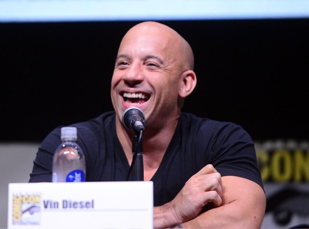 Vin Diesel, Comic-Con