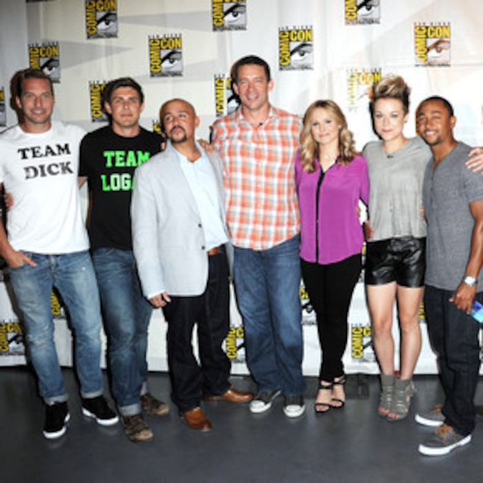 "Veronica Mars Cast Plays ""I've Never,"