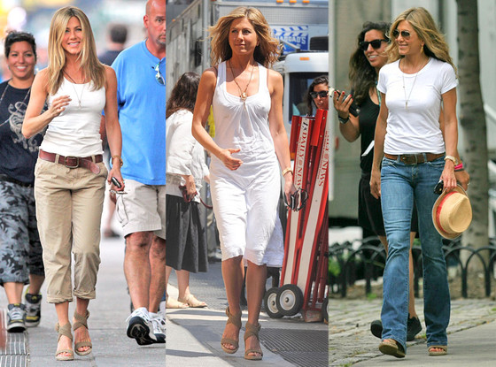 Jennifer Aniston S Favorite Shoes Star S Been Wearing