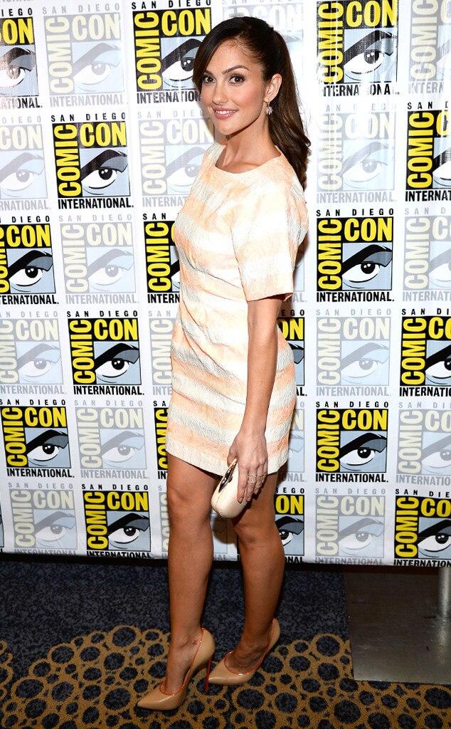 Minka Kelly, Comic-Con