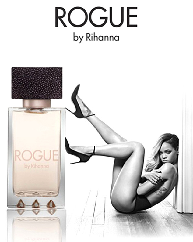 Rihanna, Rogue Ad