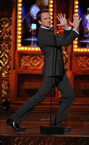 Neil Patrick Harris, Tony Awards