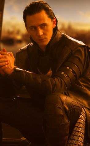 Tom Hiddleston, Loki in The Avengers, Hottest Superheroes