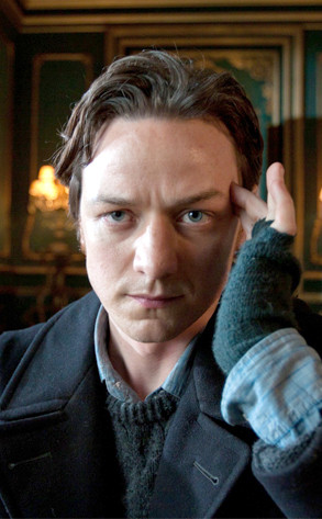Professor X, James McAvoy, X Men, Hottest Superheroes