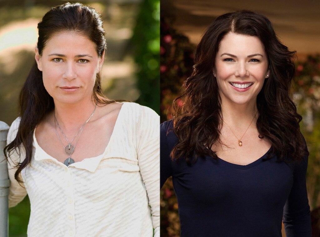 Maura Tierney, Lauren Graham, Roles Recast