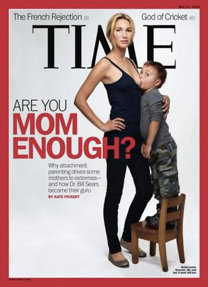 Time, portada