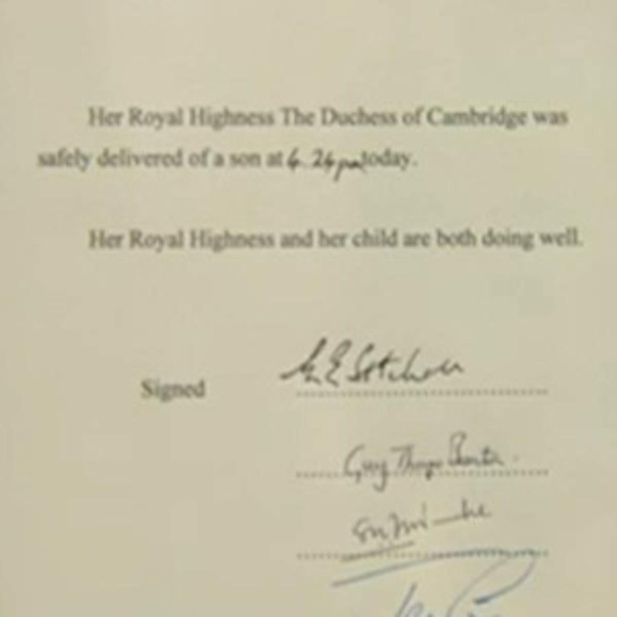 unterschrift queen