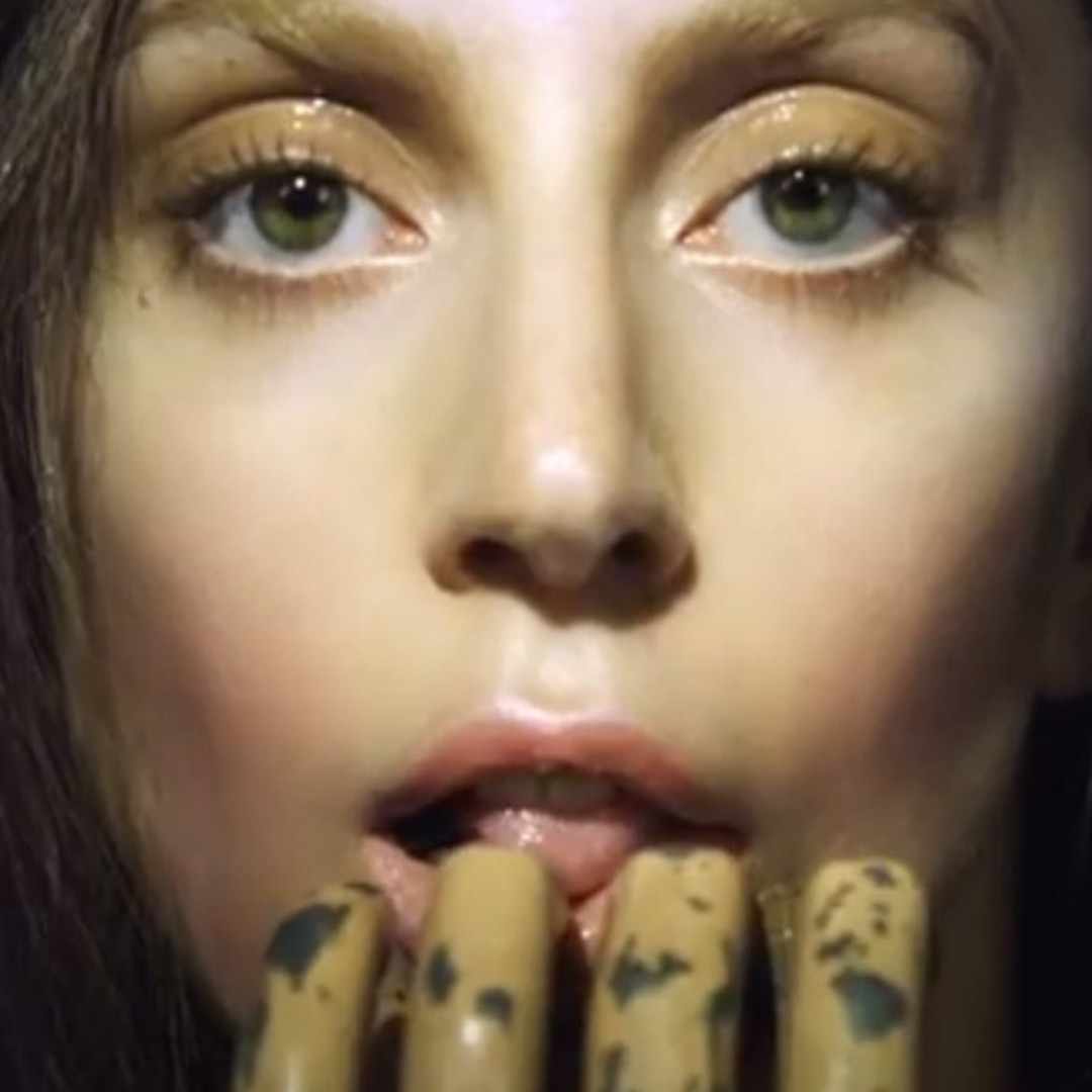 Lady Gaga Strips Down for V Magazine, First ARTPOP Clip