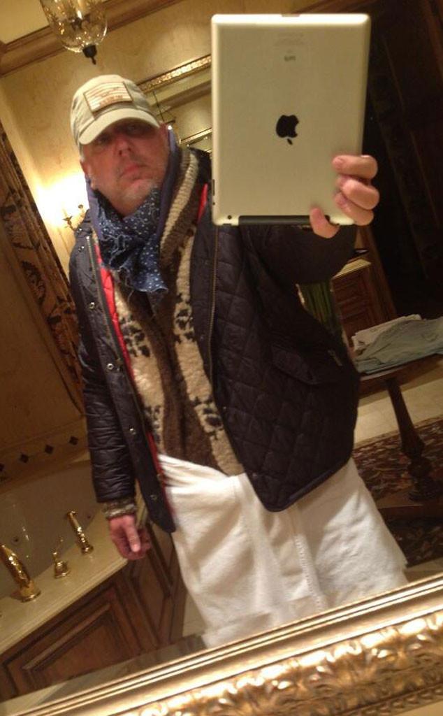 Glenn Beck, Twit Pic