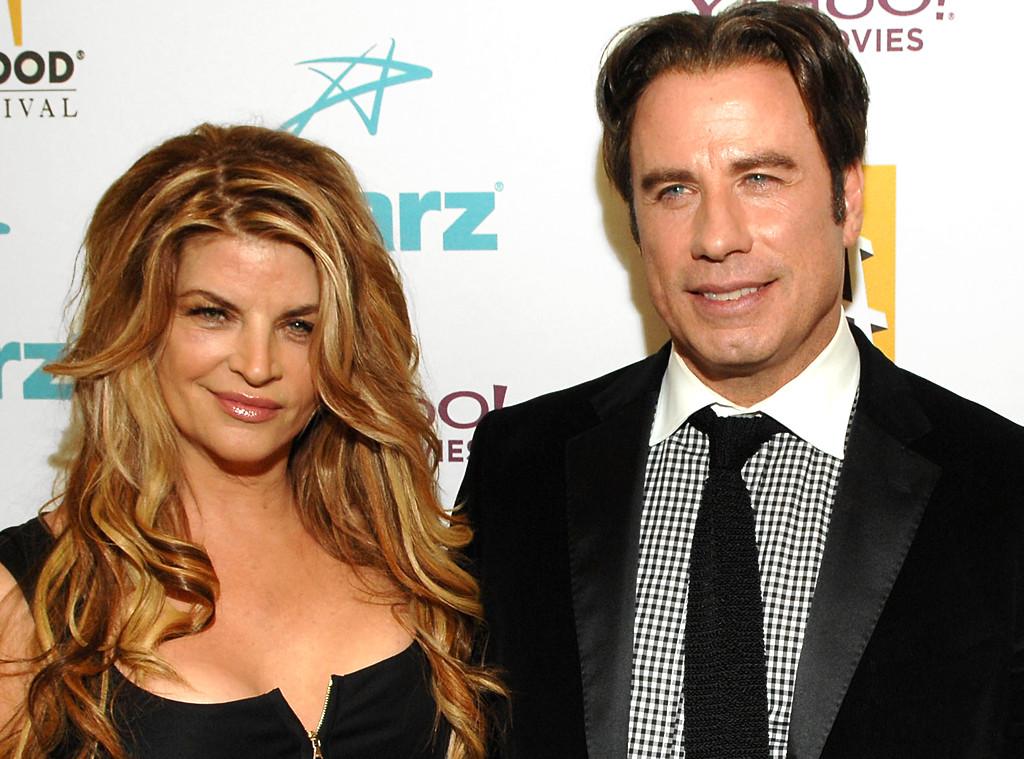 Kirstie Alley, John Travolta