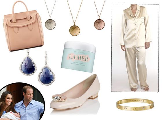 Kate Middleton Presents, Collage