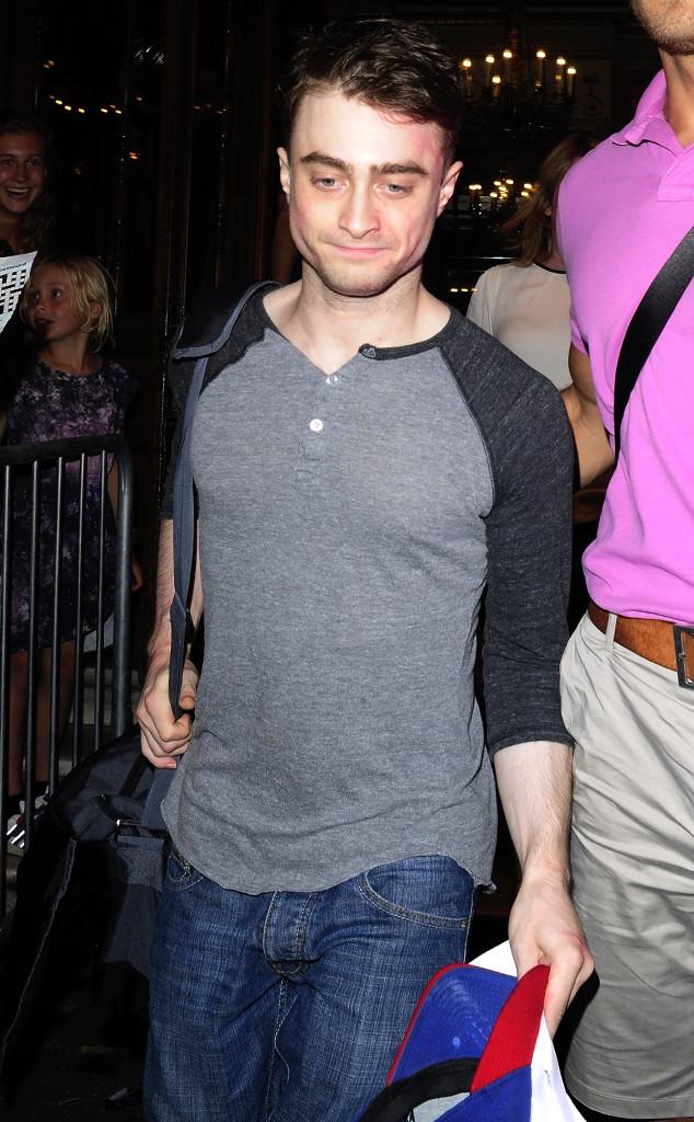 Daniel Radcliffe, Birthday